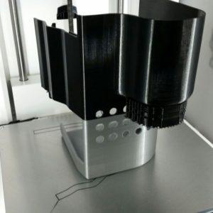 Prototyp  Gehäusedeckel in der Endfassung