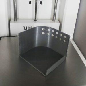 Prototyp für ein Gehäusedeckel