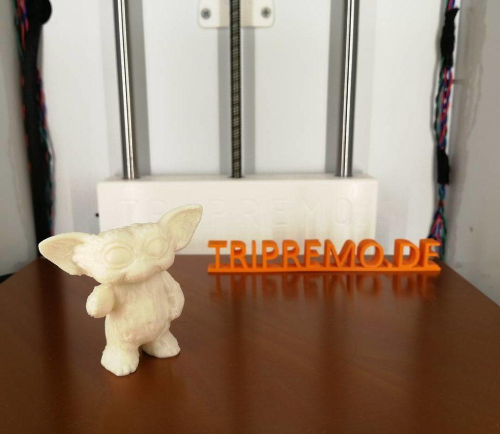 gremlins gizmo 3DDruck by tripremo ist fertig Wie war dashellip